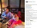 Internetom koluje fotka, ktorá zachytáva vojvodkyňu Meghan v posteli s jej krstnou dcérou.
