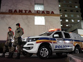 Polícia na mieste činu.