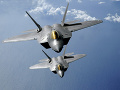 Dráma pri USA: Ruské bombardéry sa blížili k vzdušnému priestoru NATO, zasiahli stíhačky F-22