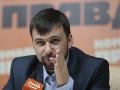 Doneckí separatisti majú nového lídra: Dočasným šéfom sa stal Denis Pušilin