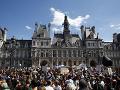 FOTO Francúzsko vyšlo do ulíc: Proti klimatickým zmenám protestovali tisíce ľudí