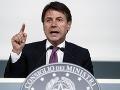 Ak sa koaličné strany neprestanú hádať, Conte odstúpi: Vicepremiér Salvini má jasné stanovisko