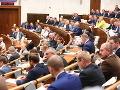 MIMORIADNA SPRÁVA Chemický poplach v parlamente: Útok na poslancov!