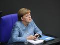 Kritika českého exprezidenta Klausa: Kancelárka Merkelová zľahčuje ničivé následky migrácie