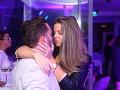 Robo Papp s partnerkou Veronikou