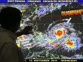 Na pobrežie Filipín sa blíži silný tajfún Mangkhut: Milióny ľudí v evakuácii, očakávajú katastrofu