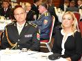 FOTO Ministerka vnútra Saková ocenila desiatky policajtov z celého Slovenska