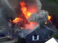 Tragický požiar rodinného domu vo Veľkých Kapušanoch: O život prišla jedna žena