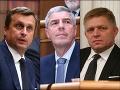 Voľba ústavných sudcov: Tajná alebo verejná? Smer nemení stanovisko, Fico odmieta obvinenia