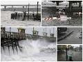 VIDEO Hurikán Florence udrel plnou silou: Prvé obete!
