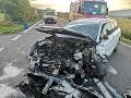 Hrozivá dopravná nehoda sa