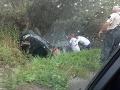 FOTO Dopravná katastrofa na severe Slovenska: Hlásia jednu nehodu za druhou