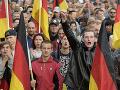 Za hajlovanie počas protestov si posedí: Súd vymeral mužovi z Chemnitzu päť mesiacov