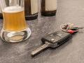 Príčina tragických nehôd v uplynulých dňoch v Banskobystrickom kraji: Vodiči mali alkohol v krvi