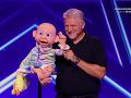 Zdeněk Polach sa v šou Česko Slovensko má talent predviedol s bábkou Matýskom.