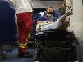 FOTO Ruského aktivistu Verzilova s príznakmi otravy previezli do nemocnice v Berlíne