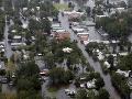 FOTO Severná Karolína sa spamätáva z hurikánu Florence: 15 obetí, škody za miliardy