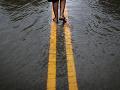 Hurikán Florence odznel a zanechal za sebou 17 obetí: Problémom sú teraz povodne