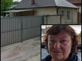Nové detaily susedskej vraždy v Seredi! Zdrvená manželka Mária o osudnej streľbe na záhrade