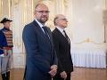 Členovia opozície u prezidenta: Vo voľbe ústavných sudcov majú jasno