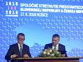 Spoločne k lepšej armáde: Premiéri SR a ČR sa zhodli na posilnení spolupráce pri zbrojení