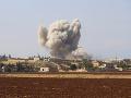 Sýriou otriasli výbuchy: Médiá hlásia izraelský útok, desať zranených vojakov