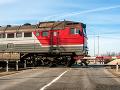 Tragický týždeň na železniciach: Päť smrteľných zrážok človeka s vlakom