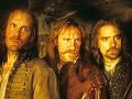 John Malkovich, Gérard Depardieu a Jeremy Irons vo filme Muž so železnou maskou