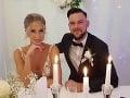 Ľubica Štepánová a Martin Šimiak mali svadbu v septembri.