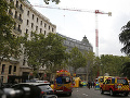 Tragédia pri rekonštrukcii luxusného hotela Ritz: V centre Madridu pod troskami zomrel robotník