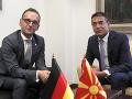 Nemecký minister zahraničných vecí: Referendum v Macedónsku je historickou šancou
