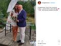 Lucie Gelemová zverejnila na Instagrame fotku, ku ktorej zvolila nie príliš vhodný komentár.