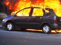 Tragická nehoda v Šoporni: V aute po náraze zhorel 53-ročný muž, príčinu smrti určí až pitva