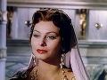 Krásna Sophia Loren