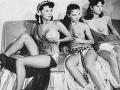 Sexi Sophia Loren (vľavo)