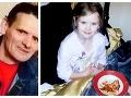 Otec zavraždil vlastnú dcéru (†8): FOTO Motívom mohla byť nová milenka jej matky!