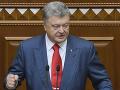 Boj Ukrajiny s korupciou či cirkvou: Prezident Porošenko túži po veľkých zmenách