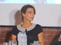 O svojej skúsenosti počas diskusie porozprávala aj herečka Jana Wágnerová.