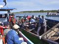 Tragická nehoda trajektu v Tanzánii: Počet obetí stúpol na najmenej 148