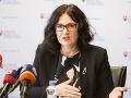Prvoradá zodpovednosť za telocvične je na zriaďovateľoch škôl, tvrdí ministerka Lubyová