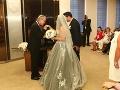 Kristína Greppelová a Tomáš Palonder sú už šťastní novomanželia.