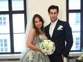Kristína Greppelová a Tomáš Palonder sa v sobotu vzali.