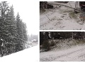 Mrazivé FOTO z Tatier: V piatok trópy, dnes snehová perina! Tatiane sa podaril unikátny záber