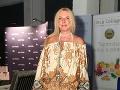 Eva Černá zvolila outfit, ktorý pripomínal obdobie hippies.