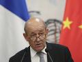 Le Drian: Francúzsko nepotrebuje povolenie na dialóg s Iránom