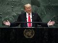 VIDEO Trump sa prerátal, chvastanie na pôde OSN: Svetoví lídri ho vysmiali