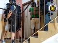 VIDEO Po protidrogovej akcii na juhu Slovenska obvinili sedem osôb a zaistili drogy za tisíce eur