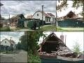 Takmer legendárny spor z Malaciek sa skončil: Problémových susedov vyhnali a dom zbúrajú