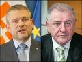 Peter Pellegrini sa na dnešnej tlačovke vyjadril aj na adresu bývalého premiéra Vladimíra Mečiara.
