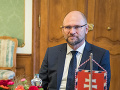 Predseda strany Sloboda a Solidarita Richard Sulík.